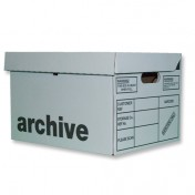 Archive Box With Lid